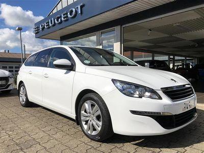 brugt Peugeot 308 1,2 e-THP Active 110HK Stc