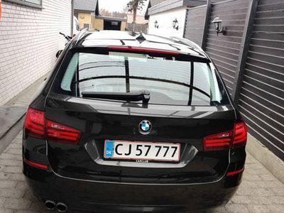 brugt BMW 520 5-Serie d Touring
