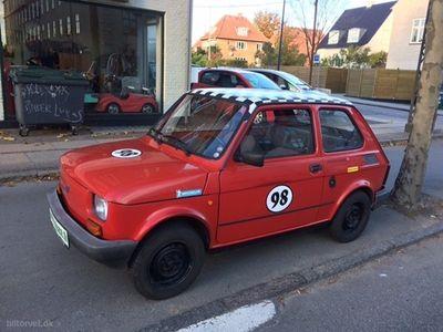 brugt Fiat 126 0,7 1 Bis u/Kat. 26HK 3d