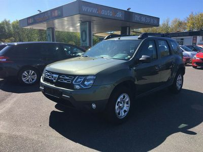 brugt Dacia Duster 1,5 dCi 109 Ambiance 4x4