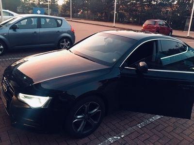 brugt Audi A5 Sportback 2.0 190 HK Business