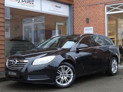 brugt Opel Insignia 2,0 Sports Tour CDTI Edition 160HK st.car