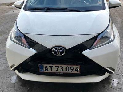brugt Toyota Aygo 1,0