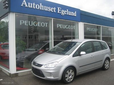 gebraucht Ford C-MAX 1,6 Trend Collection 100HK