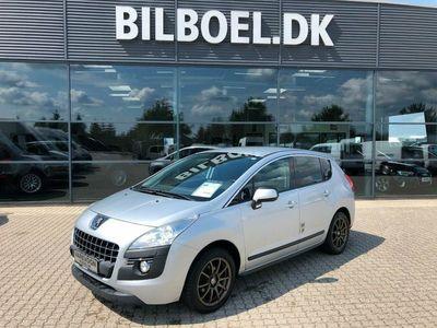 brugt Peugeot 3008 1,6 HDi 110 Premium Van