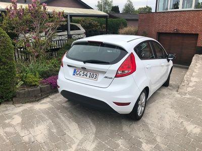brugt Ford Fiesta 5 DØRS 1,4