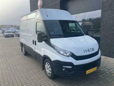 brugt Iveco Daily 35S17 10,8m3 3,0 D 8 trins Automatgear 170HK Van