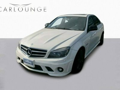 brugt Mercedes C63 AMG C63- 457 hk Speedshift - 457 hk Speedshift