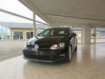 brugt VW Golf VII 1,4 TSi 122 Highline DSG BMT