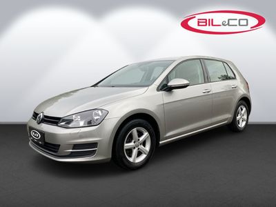 brugt VW Golf 1,4 TSI BMT 40 Years Edition 122HK 5d 6g