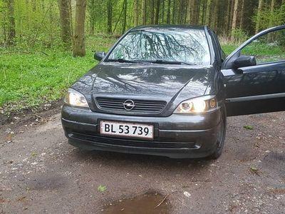 brugt Opel Astra 6 8V SEDAN