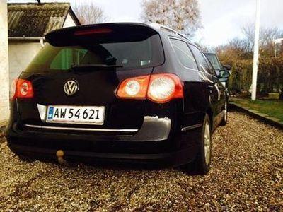 brugt VW Passat 2,0 highline