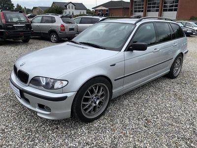brugt BMW 330 d Touring 3,0 D 184HK Stc Aut.