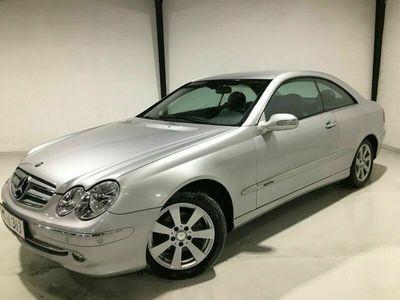 brugt Mercedes CLK200 2,0 Komp. Elegance aut.
