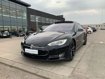 brugt Tesla Model S 90D el EL AWD 525HK 5d Aut.
