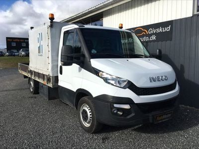 brugt Iveco Daily 35C15 4100mm 2,3 D 146HK Ladv./Chas. 6g