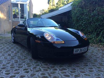 käytetty Porsche Boxster 2.5 204 HK