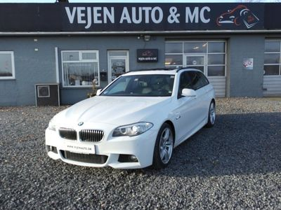 käytetty BMW 530 d 3,0 Touring aut.