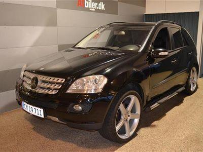 brugt Mercedes ML320 3,0 CDI 4-Matic 224HK 5d