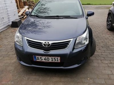 second-hand Toyota Avensis 2,0 D-4D DPF T2 126HK Stc 6g