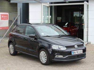 brugt VW Polo 1,4 TDi 90 Comfortline DSG BMT