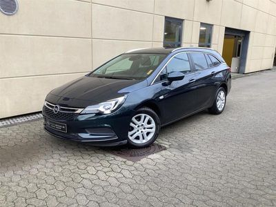 brugt Opel Astra Sports Tourer 1,4 Turbo Enjoy Start/Stop 125HK Stc 6g A+