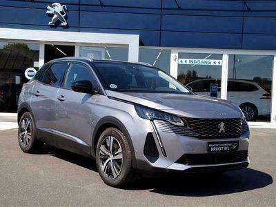 brugt Peugeot 3008 1,6 PureTech First Selection EAT8 225HK 8g Aut.