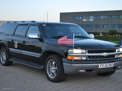 brugt Chevrolet Suburban 5,4 V8 290HK 5d 6g Aut.