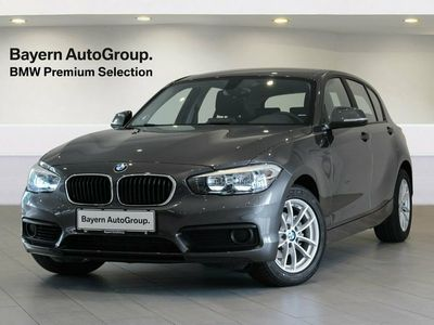 brugt BMW 118 i 1,5 Connected aut.