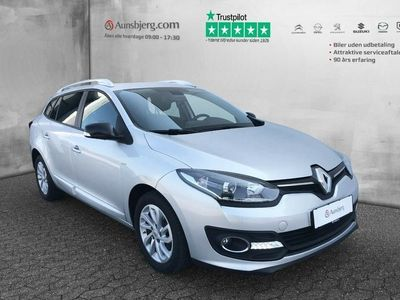 brugt Renault Mégane III dCi 110 Limited Edition ST EDC