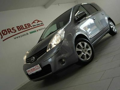 brugt Nissan Note 1,6 Select Edition aut.