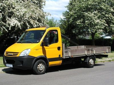 brugt Iveco 35.12 Daily 2,33750mm Lad
