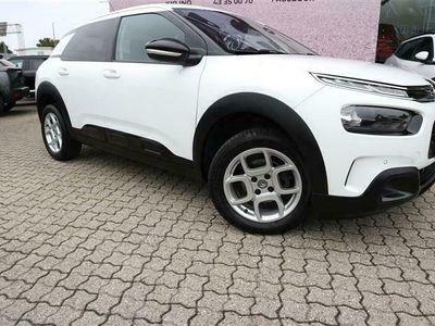 brugt Citroën C4 Cactus 1,2 PureTech Skyline EAT6 start/stop 110HK 5d 6g Aut.