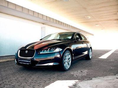 gebraucht Jaguar XF 3,0 D V6 S Luxury aut.