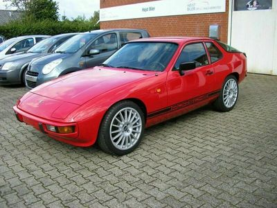 brugt Porsche 924 2,0 Targa