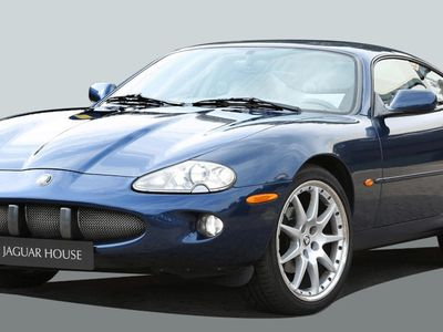 brugt Jaguar XK8 4,0 V8 Coupé
