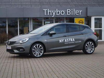 brugt Opel Astra Ultimate 5D 1.2B 145HK