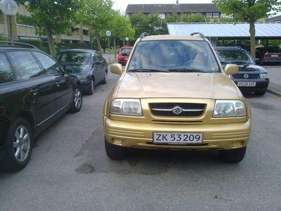 brugt Suzuki Grand Vitara 2,5 L
