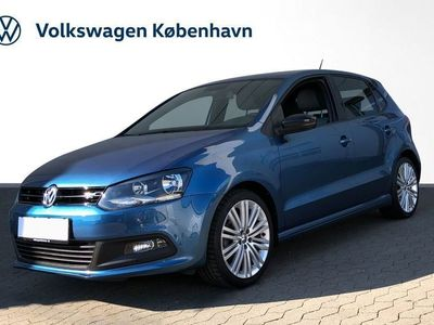 brugt VW Polo 1,4 TSi 140 BlueGT