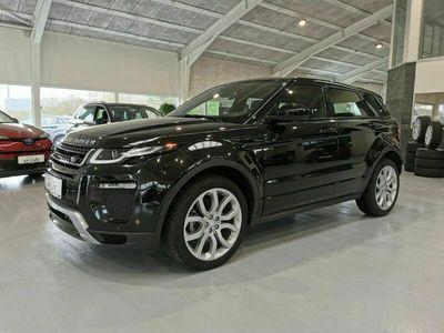 brugt Land Rover Range Rover evoque 2,0 Si4 240 SE Dynamic aut.