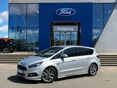 used Ford S-MAX 2,0 TDCi 180 ST-Line aut.