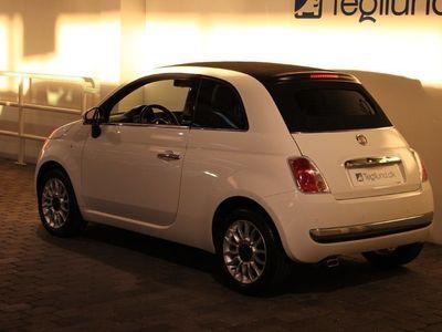 brugt Fiat 500C 1,2 Lounge