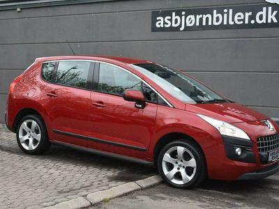 käytetty Peugeot 3008 1,6 HDi 112 Premium+ ESG