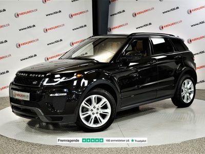 brugt Land Rover Range Rover evoque 2,0 TD4 180 HSE Dynamic aut.