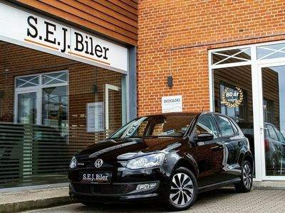 używany VW Polo 1,0 TSi BlueMotion 95HK 5d