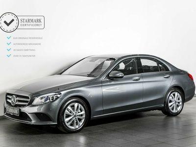 brugt Mercedes C200 1,5 Avantgarde aut.