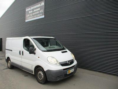 brugt Opel Vivaro L2H2 2,0 CDTI 90HK Van 6g 2007