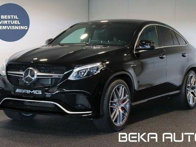 brugt Mercedes GLE63 AMG 5,5 AMG S Coupé aut. 4-M
