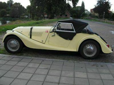 brugt Morgan Plus four Cabriolet