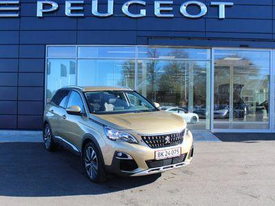 käytetty Peugeot 3008 1,6 BlueHDi 120 Allure